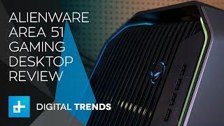 Alienware Area 51 Gaming Desktop - Hands on Review