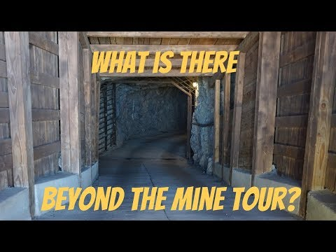 #189 Beyond The Mine Tour At Castle Dome!