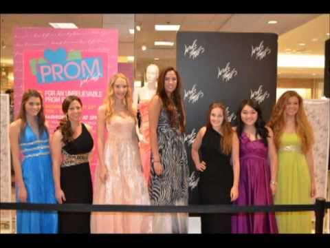 Lord & Taylor Prom Fashion Show 2012