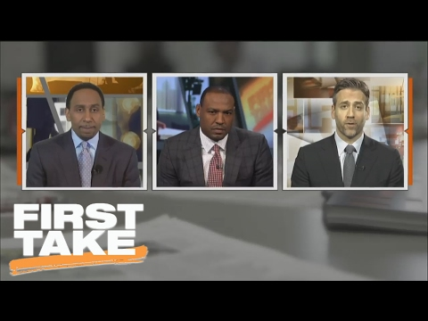 Are Rob Gronkowski's Or J.J. Watt's Injuries More Worrisome? | First Take | February 16, 2017