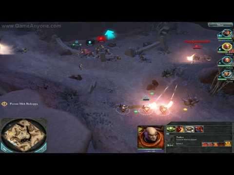 "Dawn Of War 2 Campaign Part 12 ""Defense Of Argus Gate"" Part 1"