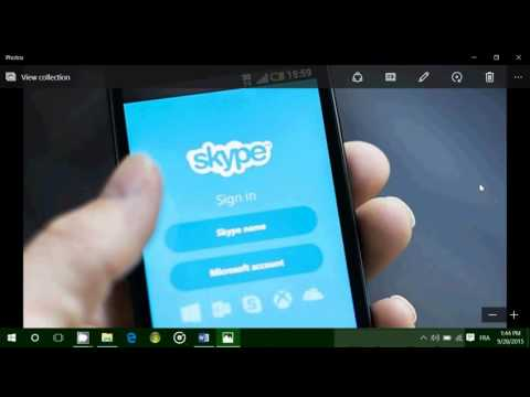 Windows 10 Technology news for september 28th 2015 Skype Store Youtube Activation