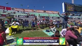 #HASHIM AMLA VS AUSTRALIA - 3rd Odi Match....