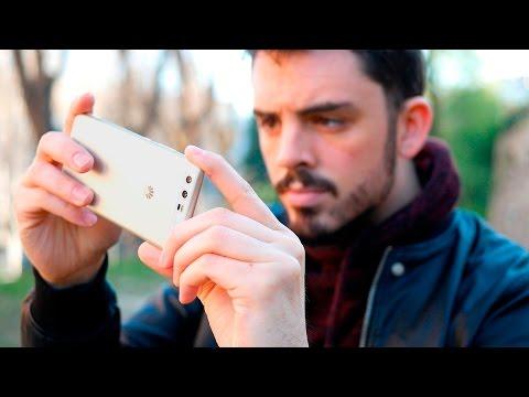 Cámaras del Huawei P10, review al completo en español