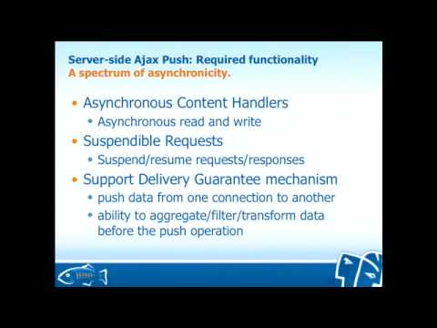Silicon Valley JUG: Applying The Asynchronous Web