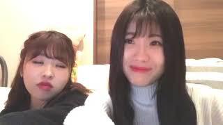프로듀스48에 출연했던 나카니시 치요리(中西 智代梨)의 2018년 12월 24...