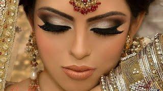 Восточный макияж для карих глаз Пошаговый восточный макияж