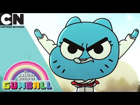 Thumbnail: The Amazing World of Gumball | Taking a Different Path | Cartoon Network