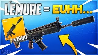 Fortnite: This Weapon Is Perfect on Fortnite Saving the World!! - ( Introducing Lemur)