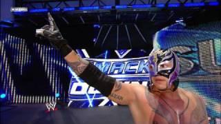 Rey Mysterio vs. Tyson Kidd