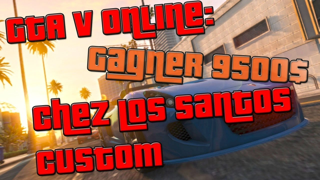 gta v online les voitures les plus ch res vendre youtube. Black Bedroom Furniture Sets. Home Design Ideas