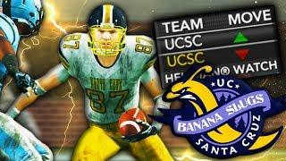 THERE'S A NEW #1 ON THE HEISMAN LIST!   NCAA 14 Banana Slugs Dynasty Ep. 52