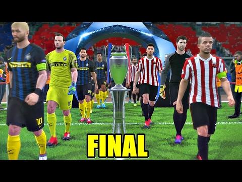 Uefa Champions league FINAL IMPRESIONANTE! Y EMPIEZA EL MUNDIAL, ¿MESSI OTRA VEZ? PES 2017 BAL #74