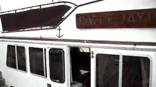 Steel Trawler Yachts