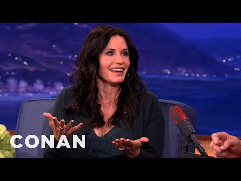 Courteney Cox Is Always In The Mood For Love