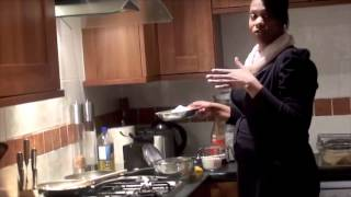Jamaican Style Salt Fish Fritters A.k.a. Stamp & Go ! By Melissa Gaynor