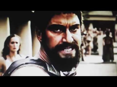 300 Spartalı - Tekmeci komik dublaj