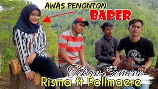 Download #tekansemene #aftershine #pollmaere Tekan Semene Cover Risma ft Pollmaere Bikin Cowok BAPER
