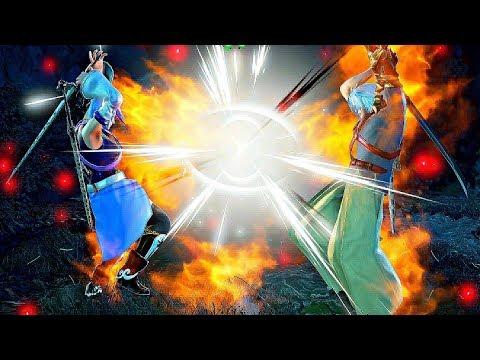 Soul Calibur 6 – Aqua vs Terra Gameplay (1080p 60fps)