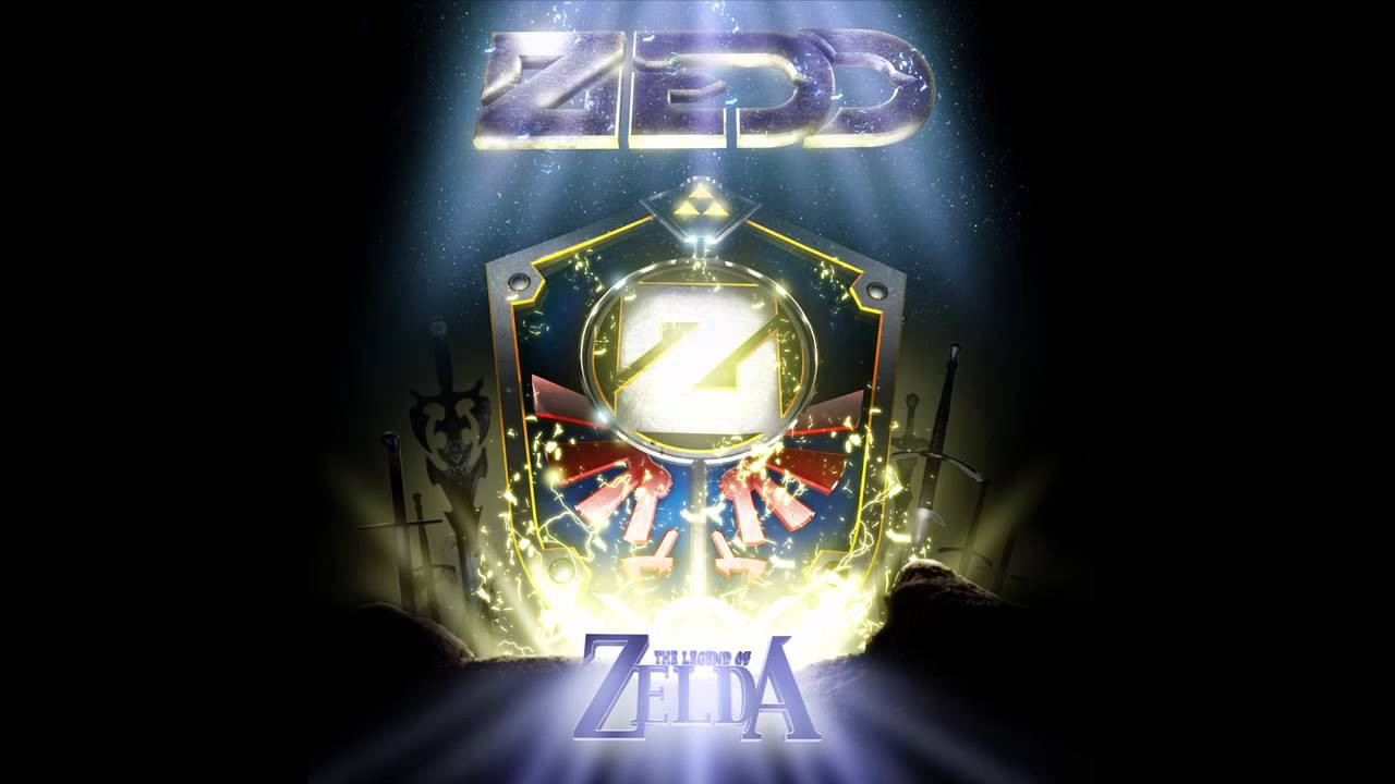 Zedd - The Legend Of Zelda (Original Mix) (Official Audio)