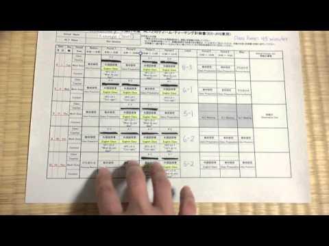 My ALT School Schedules