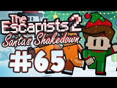 Download Youtube: The Escapists 2 - Part 65 - Treats For Santa