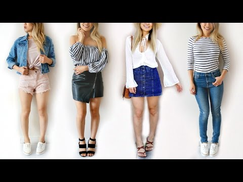 How to Make ANY Basic Outfit Look Expensive! 7 Fashion Hacks!