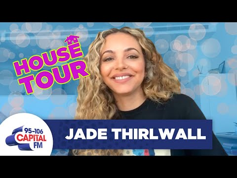 Jade Thirlwall Gives Us A Tour Of Her House     Capital