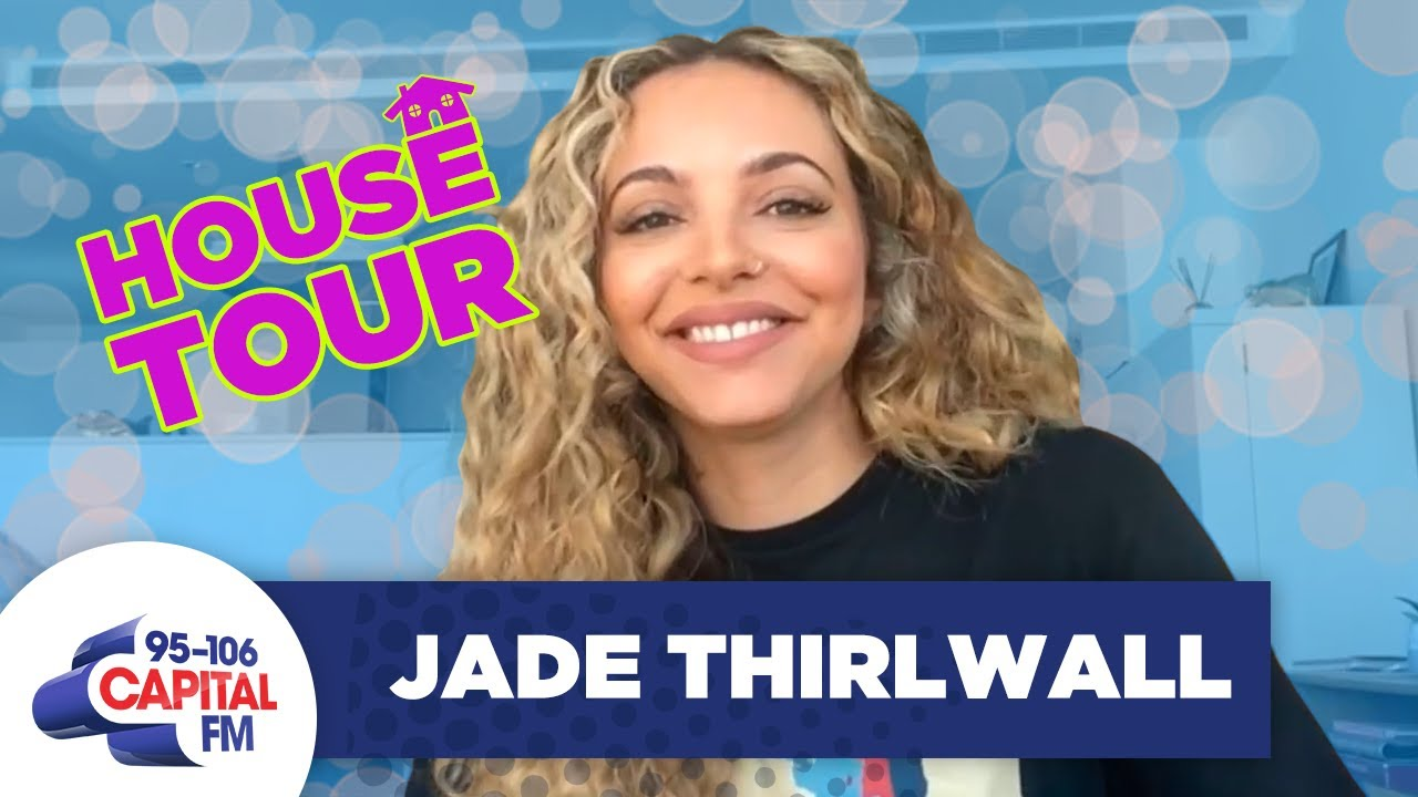Jade Thirlwall Gives Us A Tour Of Her House | FULL INTERVIEW | Capital