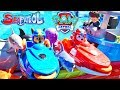Download Sea Patroller Paw Patrol Pups Save a Shark Chase Marshall Jet Skis Adventure Bay Beach Rescue!