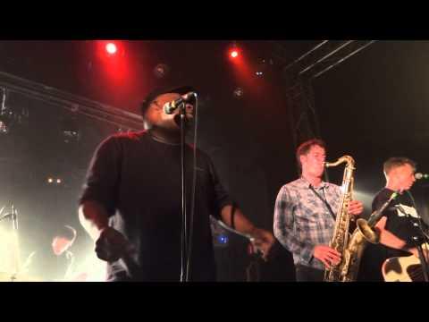 Barrence Whitfield & The Savages Track 2 Paris Live @ La Flèche D'Or 02/10/2013