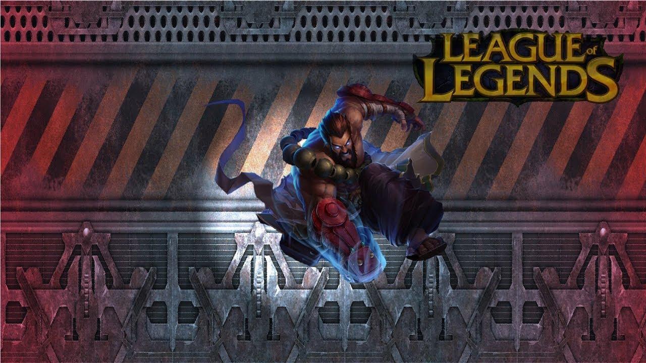 League Of Legends 8.2