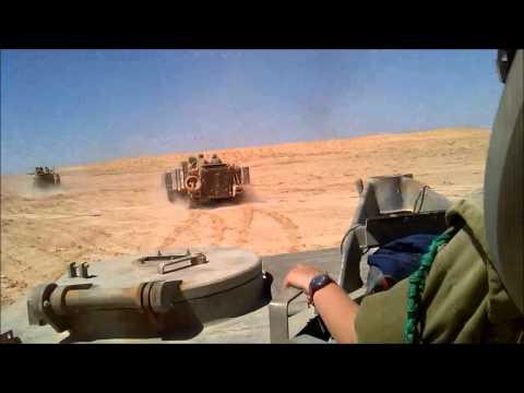 M113 APC Driving Course