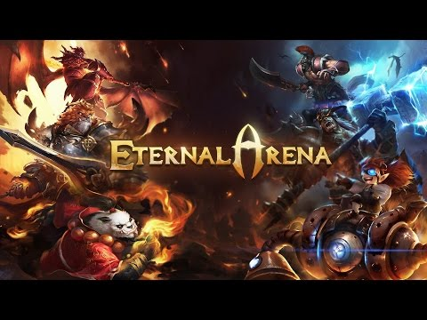 Eternal Arena   Arena Twilight Forest Gameplay  