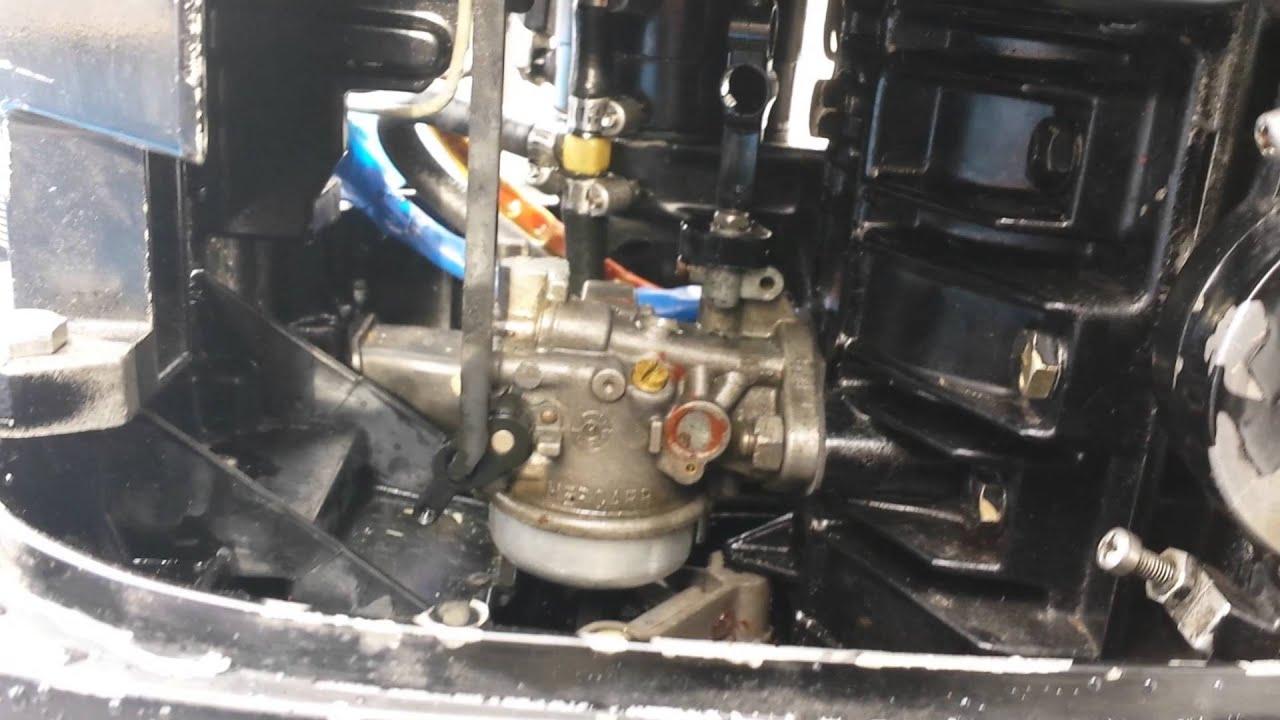 1976 merc 500 50hp rebuilt 1
