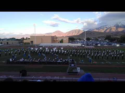 American Fork High School Marching Band 2016
