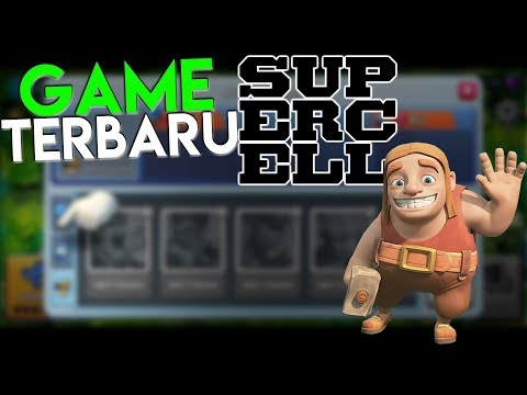 GAME TERBARU SUPERCELL ! AWAL KEBANGKITAN SUPERCELL - 동영상