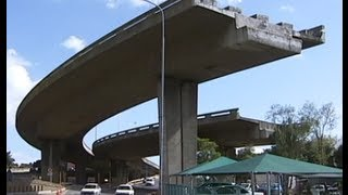 The 40-year-old unfinished highway