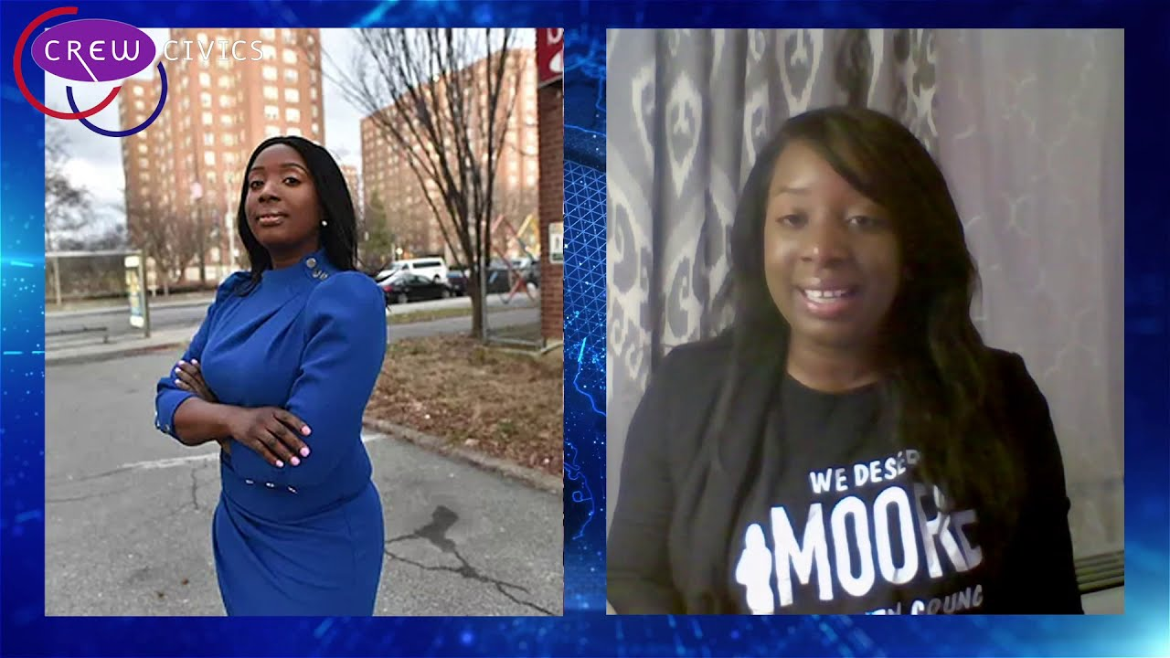 Shanequa Moore, Candidate for City Council District 12, for Special Elections