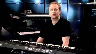 Yamaha Motif XF (English)