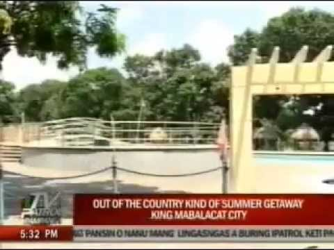 Libertyland WaterPark Resort Abs Cbn Feauture - YouTube
