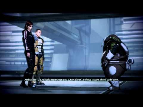 Mass Effect 3: Part 72 - 'Talking to Samara and Miranda'