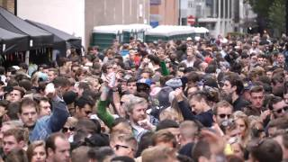 krankbrother Street Party with Guy Gerber, tINI and John Talabot
