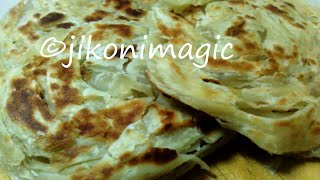 Flakey Soft Chapatis - Jikoni Magic