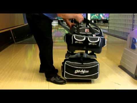 Kr Strikeforce Lr 4 Ball Roller Bowling Bag Review