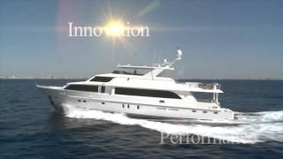 HARGRAVE CUSTOM  YACHTS  HISTORY COMMERCIAL