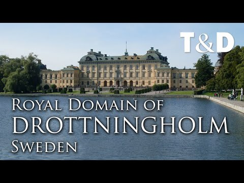 Royal Domain of Drottningholm - Sweden - Travel & Discover