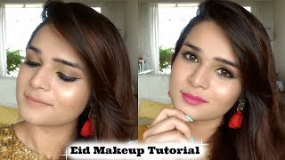 Hey everyone! Eid Mubarak first of all! Here is a makeup tutorial i...