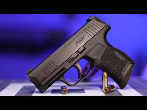 La Sig Sauer P365: Todavía Vale La Pena?