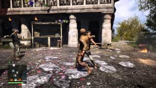 Far Cry 4 Fist Fighting